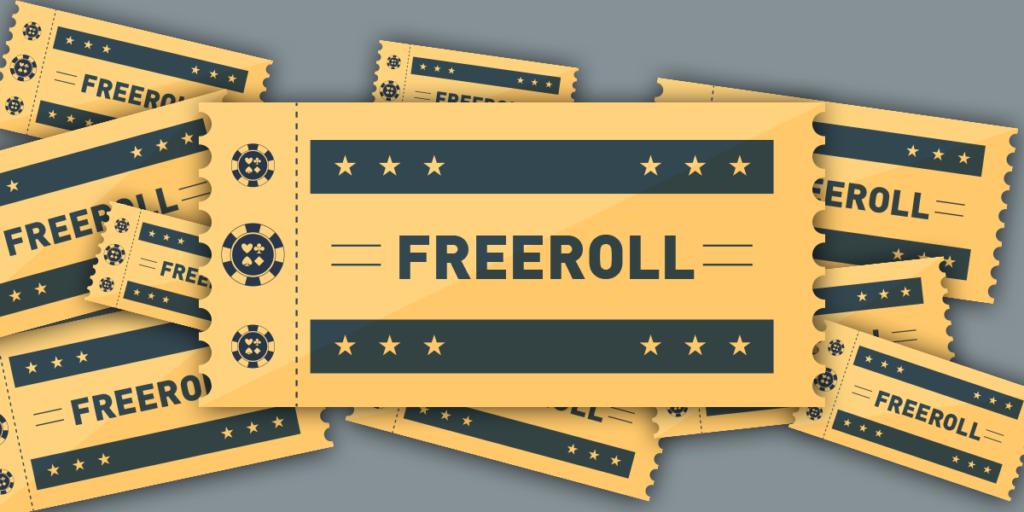 tornei poker gratis o freeroll