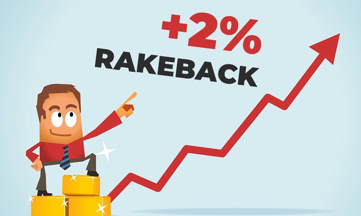 Quanti soldi si ottengono con il rakeback?