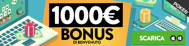 PlanetWin365 bonus benvenuto
