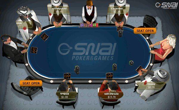 Poker tavolo
