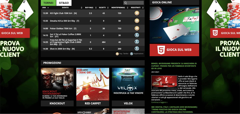 Newgioco Poker Piattaforma