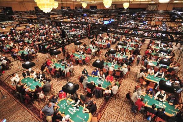 I tornei di poker