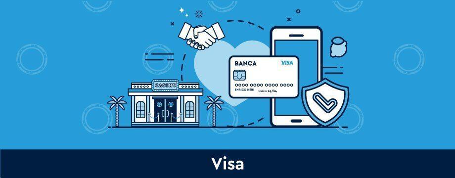 carta visa e gioco online
