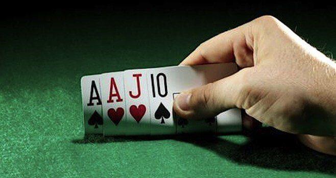 poker Omaha il valore delle mani