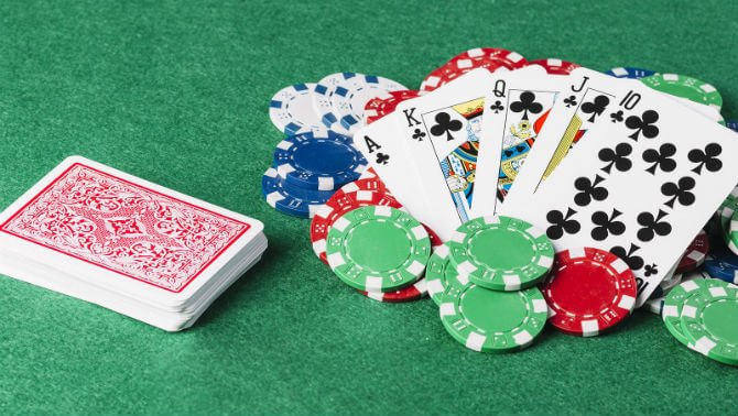 come realizzare una scala poker