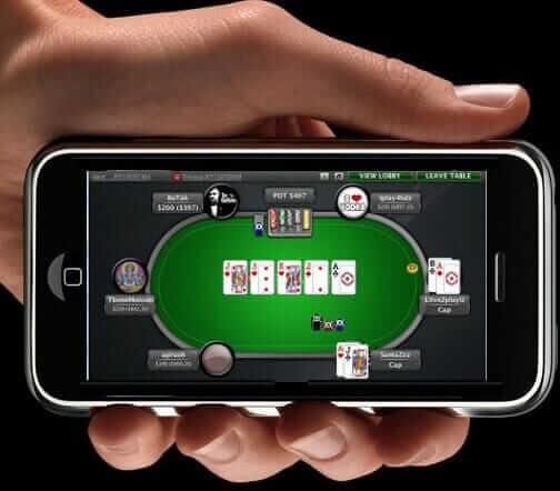 poker e dispositivi mobile