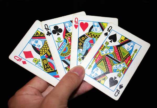 ordine dei semi nelle carte di poker